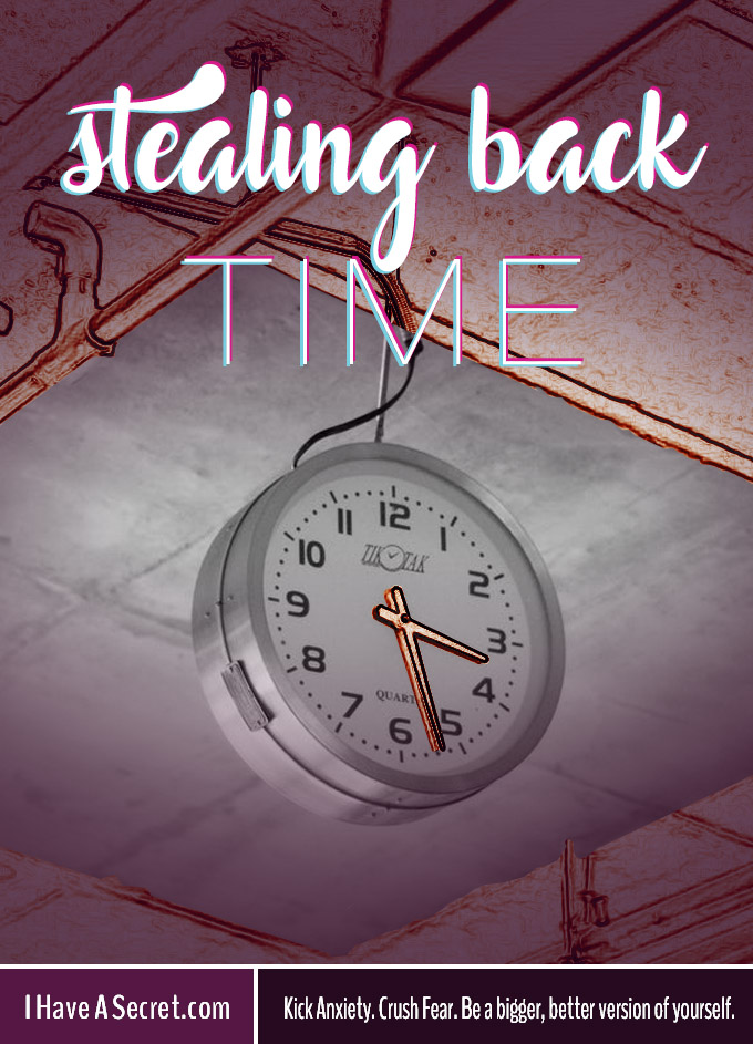 Stealing Back Time - Extra Time Management